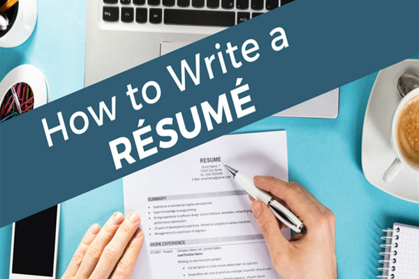 Resume Writing in 2021: How to Write a Resume | Top Resume Writing Formats - Ursaminor