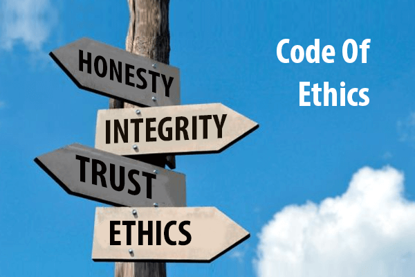 Banker's Code of Ethics